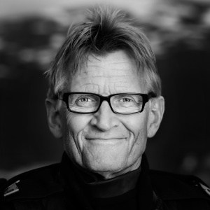 Mads Gilbert, Medical Director for Clinic of Emergency Medicine