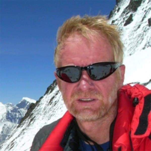 Prof. Chris Imray, Expedition Medicine