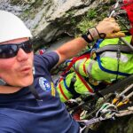 Jamie Pattison, Medical Officer for Northumberland National Park Mountain Rescue Team