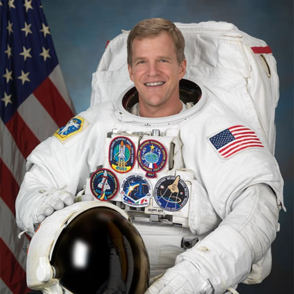 Scott Parazynski: NASA Astronaut, Physician, Explorer and Everest Climber to speak at #WEM18