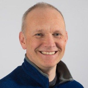 Steve Jones, Expeditions Manager