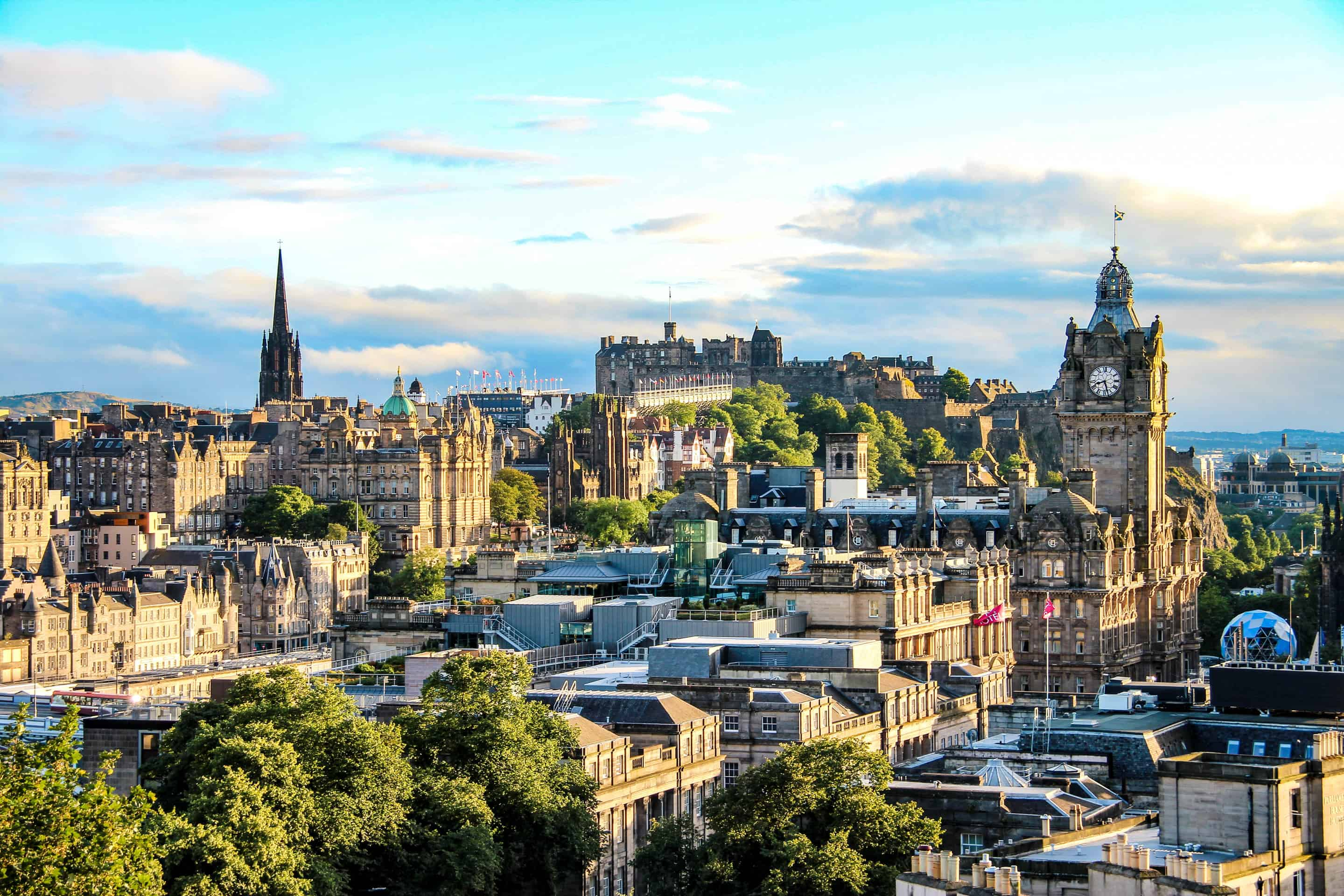 5 interesting things to see and do in edinburgh while at wem18